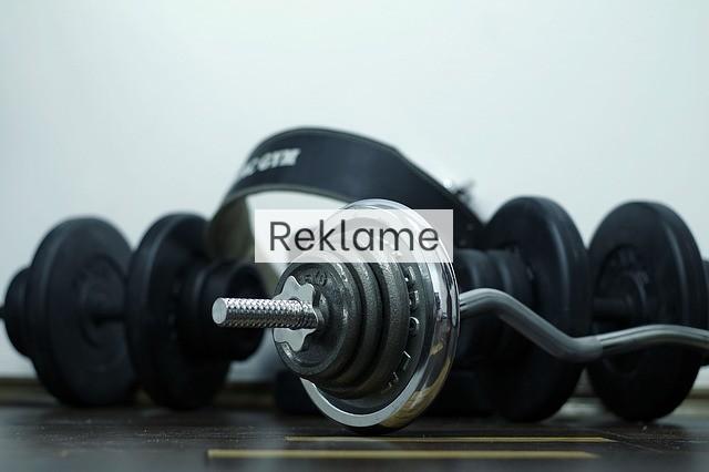 fitness vægte