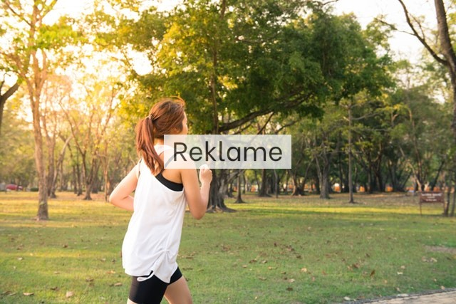 kom i form med løb